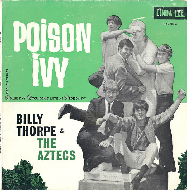 Billy Thorpe and the Aztecs - 'Poison Ivy'