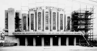Palais Pictures in 1925, just before the fire